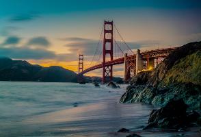 4-Day Los Angeles to San Francisco, Lake Tahoe and Yosemite National Park Tour