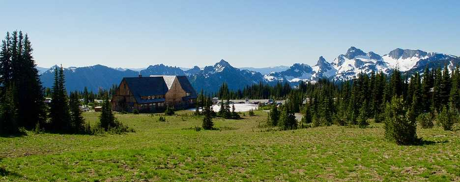 2-Day Seattle/Renton to Germantown, Snoqualmie Falls and Mt. Rainier National Park Tour