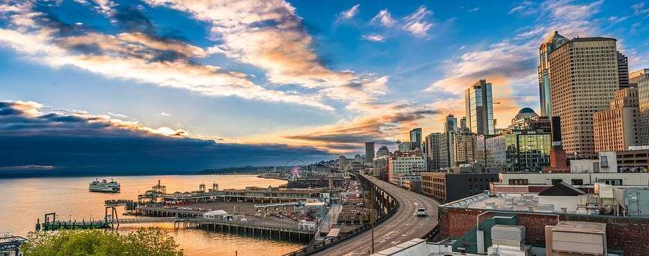 3-Day Seattle to Mt. Rainier National Park, University of Washington and Seattle City Tour (Free Airport Pickup)