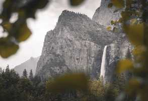 2-Day San Francisco to Roaring Camp Steam Train, Yosemite National Park and Lenwood Factory Outlets Tour (LA-OUT)