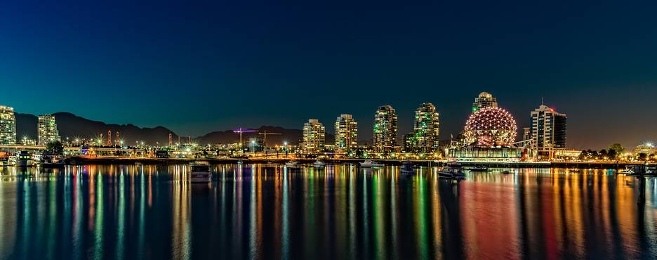 6-Day From Vancouver to Victoria, Rockies and Whistler Hot Springs Tour