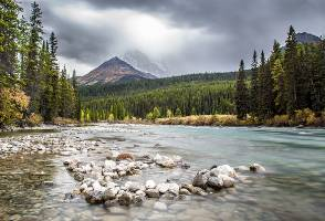 4-Day Vancouver to Rocky Mountains, Banff, Lake Louise and Jasper National Park Tour