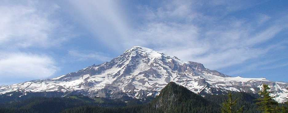 3-Day Seattle to Mt. Rainier, Snoqualmie Falls and Olympic National Park Tour