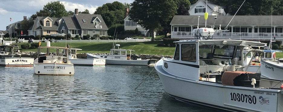 6-Day Boston to Ogunquit, Newport, Plymouth, South Portland, Acadia National Park and Maine Route Fall Foliage Tour (Free Airport Pickup)