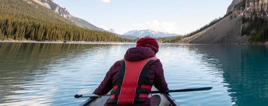 1-Day  Calgary to Banff National Park and Bow River Floating Tour