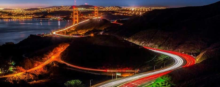 4-Day Los Angeles to San Francisco, Monterey Bay, 17 Miles, Santa Cruz Municipal Wharf, Roaring Camp, Steam Train and Gilroy Premium Outlet Tour - SFO OUT