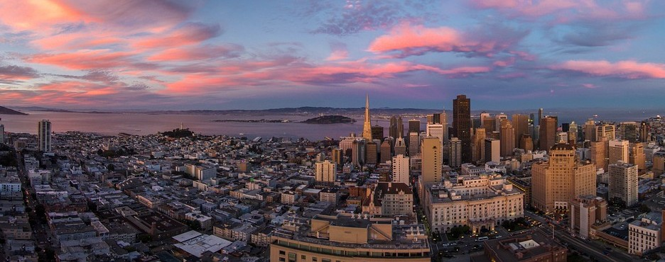 4-Day Los Angeles to Monterey Bay, 17 Miles Scenic Drive and San Francisco City Tour - SFO OUT