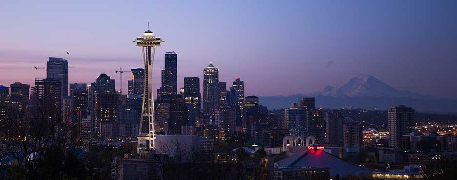 2-Day Seattle/Renton to Mt. Rainier National Park and Seattle City In-depth Tour
