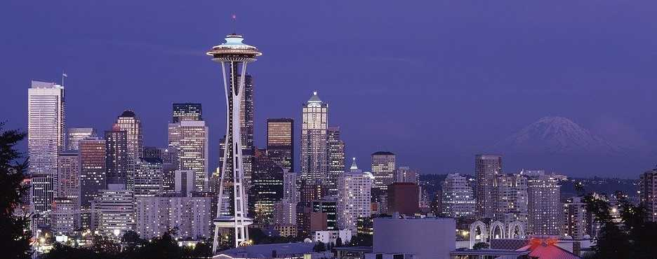1-Day Seattle to Space Needle, Pike Place Market, Pioneer Square and Boeing Factory Tour