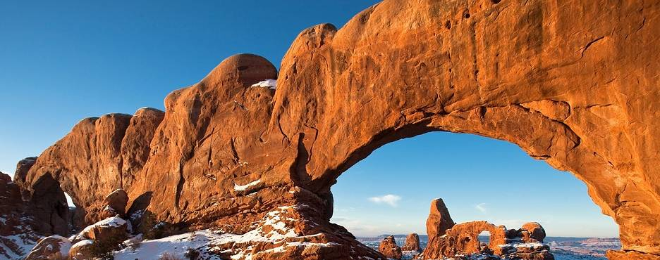 5-Day Las Vegas to Grand Canyon South Rim, Horseshoe Bend, Bryce Canyon, Monument Valley and Arches National Park Tour