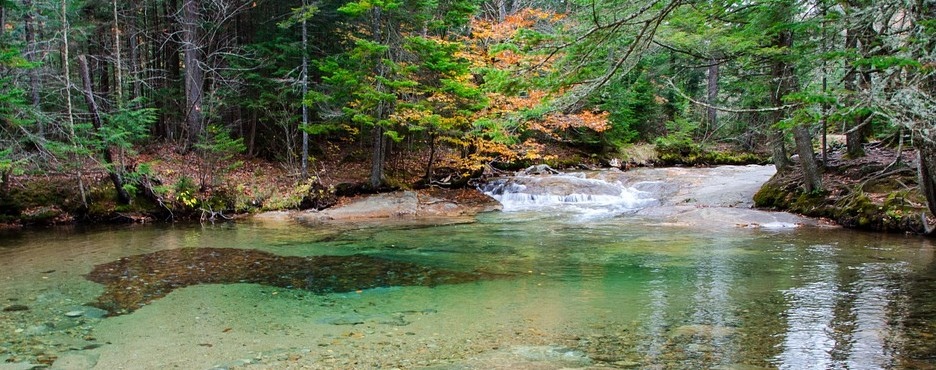 5-Day Boston to White Mountain Fall Foliage, Plymouth, Ellacoya & Franconia Notch State Park Tour (Free Airport Pickup)