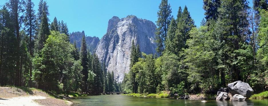 5-Day San Francisco to Yosemite National Park, Las Vegas, Grand Canyon South Rim and West Rim (Skywalk) Tour (Free Airport Pickup)