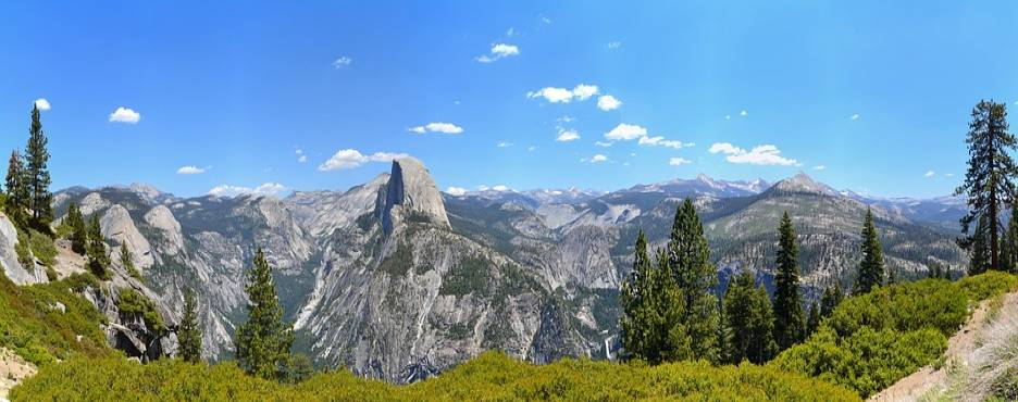 2-Day San Francisco to Yosemite National Park and Barstow Shopping Outlet Tour - VEG OUT